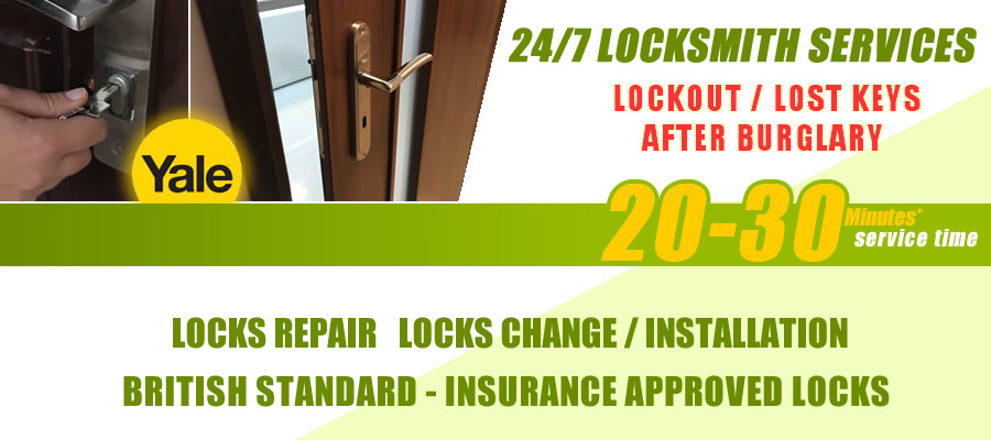 Chessington locksmith services